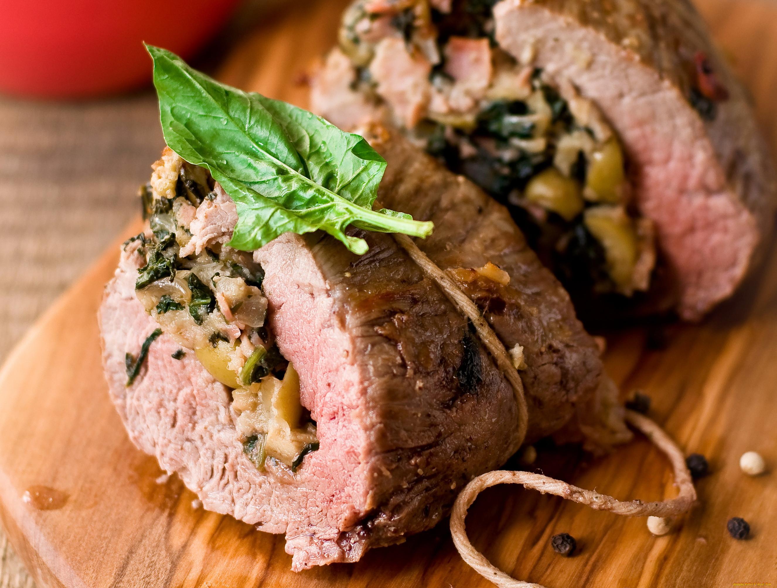 блюда из мяса рецепты с фото легкие хорошо